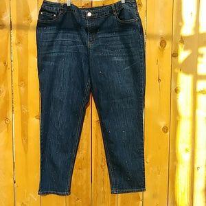 Avenue Skinny Jean